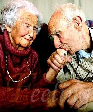 öregek szerelme
