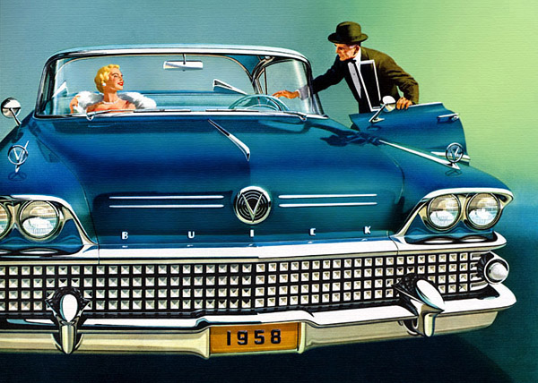 amerikai71958-Buick-Limited-four-door-Riviera-Model-750