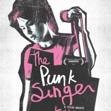 a punk énekesnő