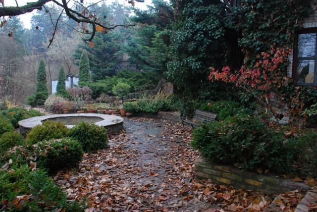 régi kert