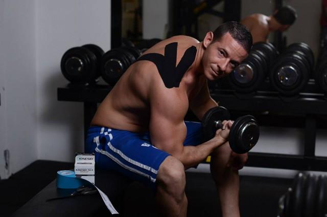 Balázs profil profi súlyzós