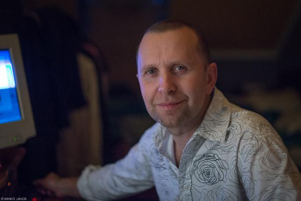 Tolditomi Benkő János fotó