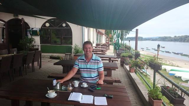 Tomi Duna borító