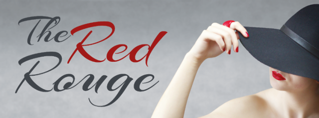 red rouge banner