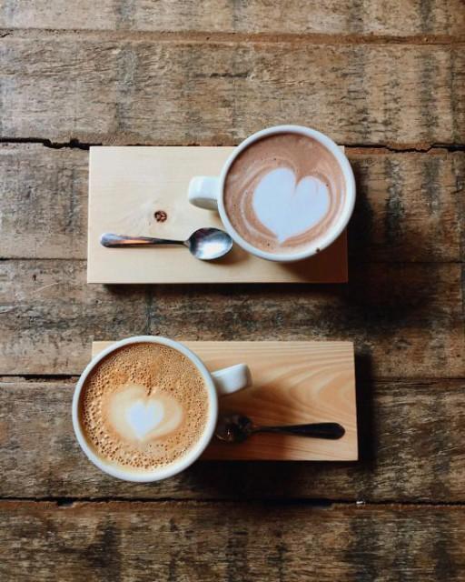 cofee párban kocka